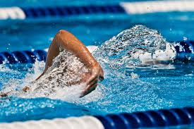 swimming development