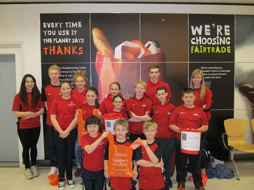 Chester-le-Street ASC swimmers