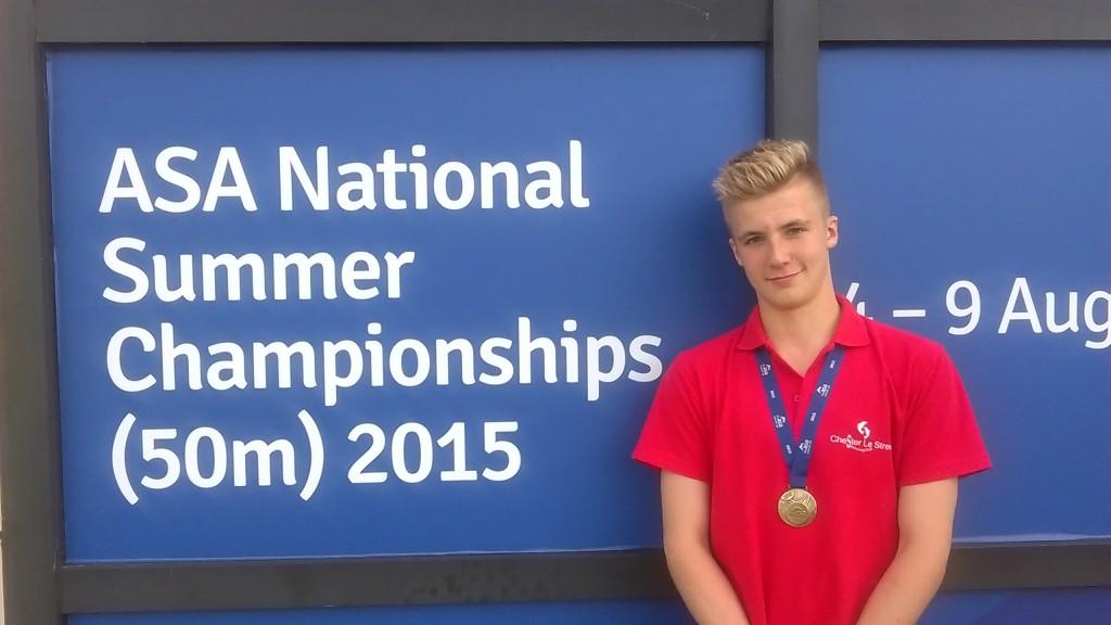 Alex Mason Summer Nationals 2015