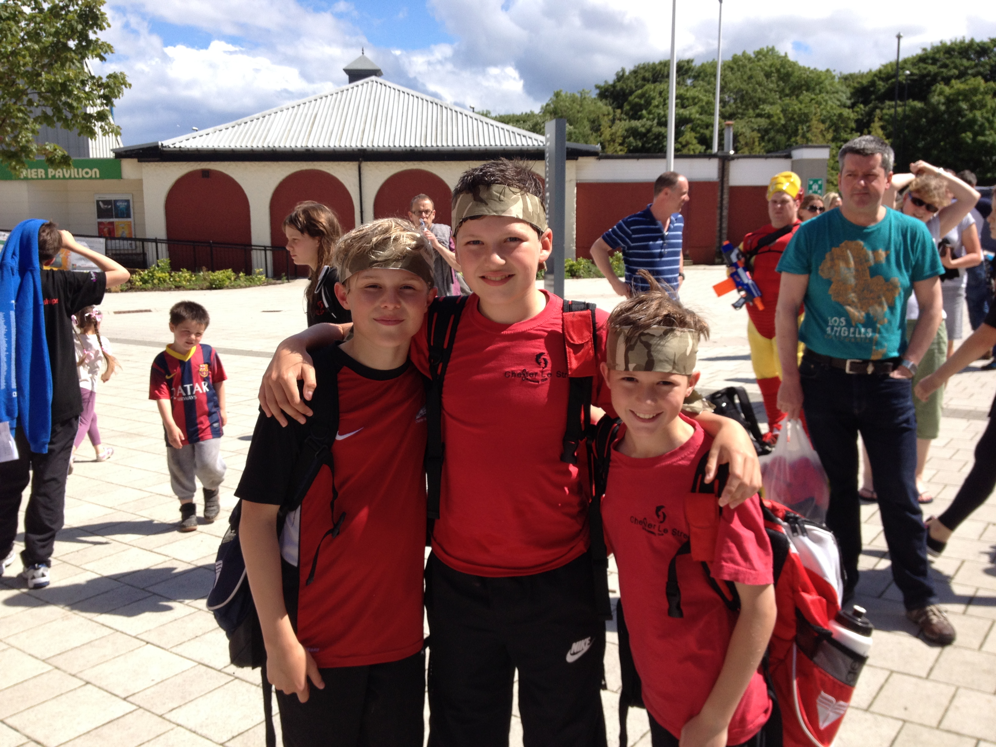 Our Little Junior League Soldiers 2015 Chester Le Street Asc