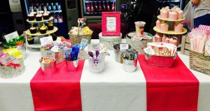 Easter sweet stall